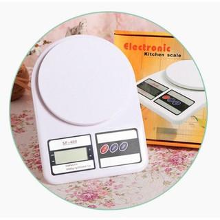 Cân điện tử 1g - 10kg cao cấp , cân nhà bếp ( BH 1 tháng)