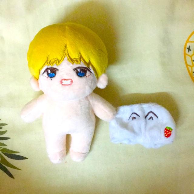 Búp bê thần tượng BTS V Feliz Tae doll 15cm