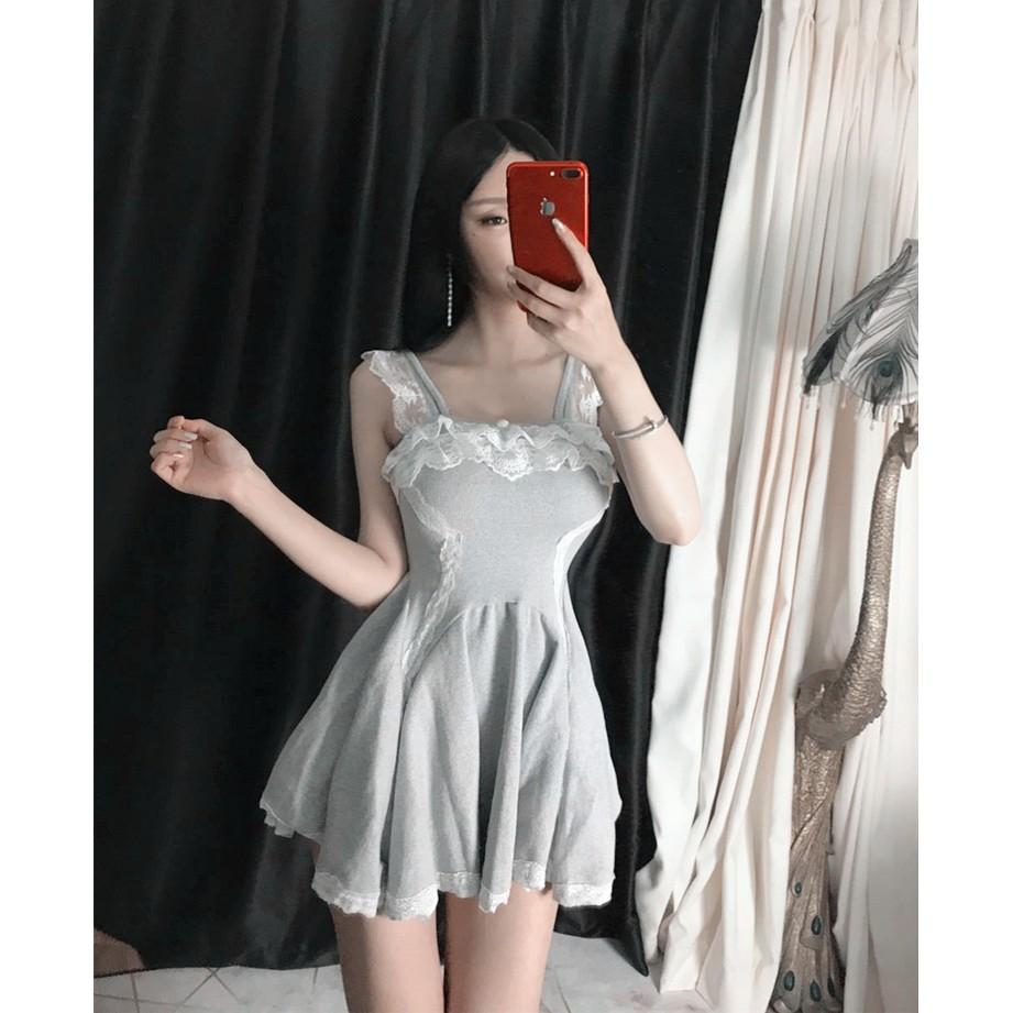 [ORDER] Váy ngủ sexy - T1255 (có ảnh thật ở cuối)
