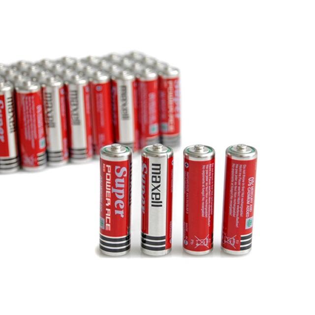[SALE 10%] Cặp 2 pin tiểu AA, 2A Maxell 1.5V