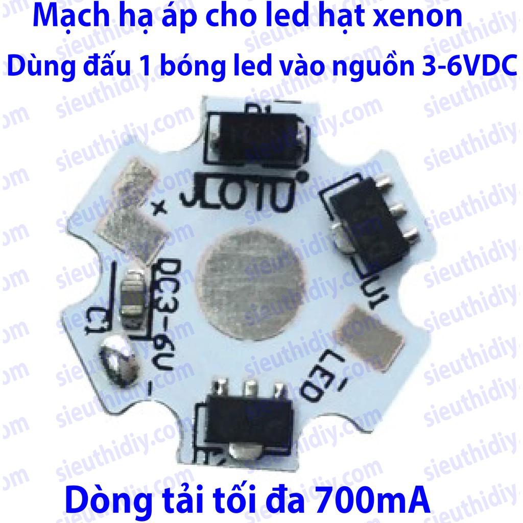 Mạch driver hạ áp cho led đơn 1 hạt công suất 1-5W lắp nguồn 3-24VDC - 2997926 , 814292570 , 322_814292570 , 25000 , Mach-driver-ha-ap-cho-led-don-1-hat-cong-suat-1-5W-lap-nguon-3-24VDC-322_814292570 , shopee.vn , Mạch driver hạ áp cho led đơn 1 hạt công suất 1-5W lắp nguồn 3-24VDC