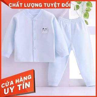 HÀNG CAO CẤP – Bộ mặc nằm điều hoà bé trai / bé gái – Hàng Cao Cấp