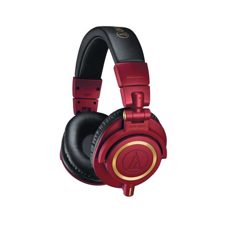 Tai nghe Audio-technica Limited Edition ATH-M50x (RD)