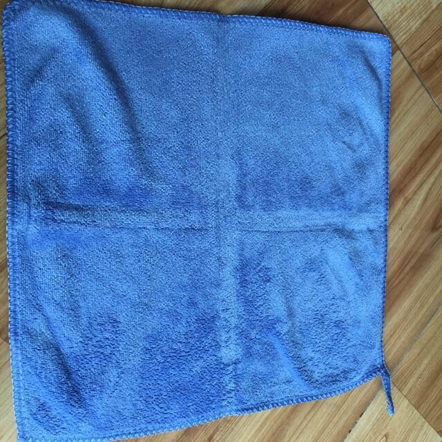 Khăn nail 30*30cm  khăn bông lau tay, treo bếp mềm mịn