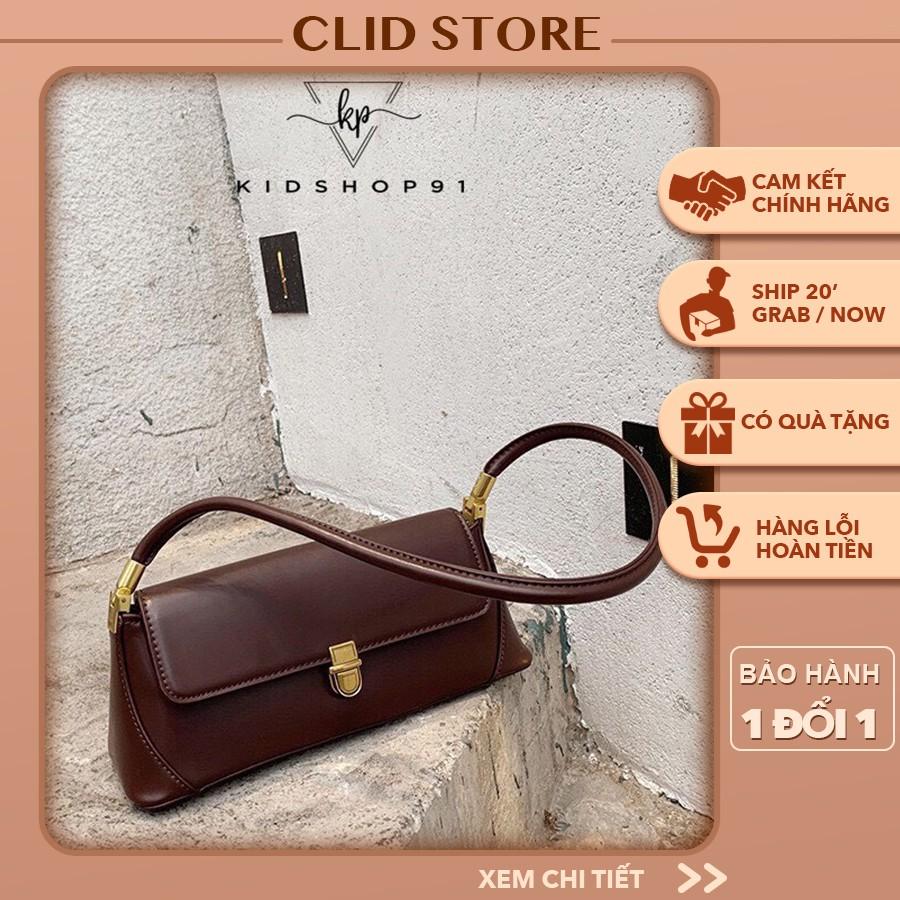 Túi xách nữ 👑FreeShip – Hàng Auth👑 Túi xách nữ công sở Micocah phong cách retro túi Pháp mới chính hãng MSP FSD340