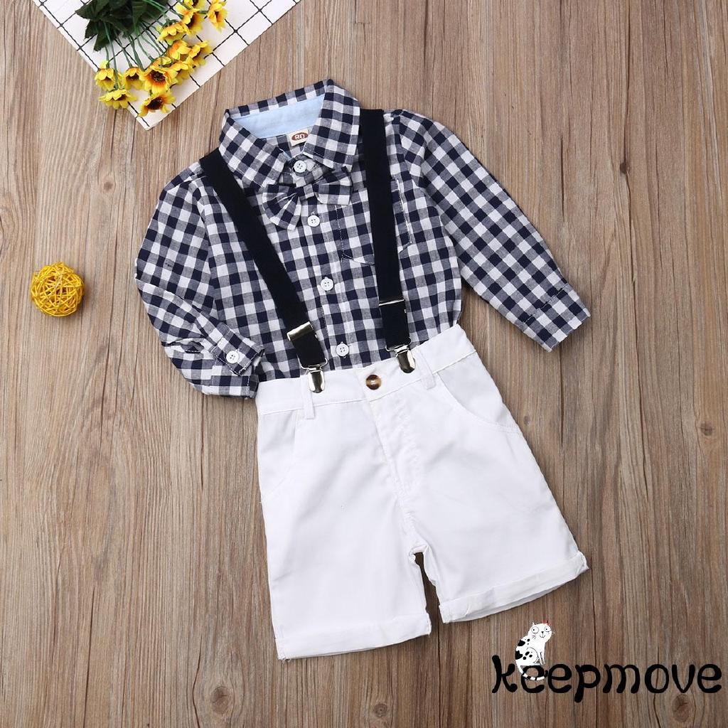 Set áo thun sọc caro + quần ngắn thời trang cho bé trai - 21724624 , 2590966195 , 322_2590966195 , 233095 , Set-ao-thun-soc-caro-quan-ngan-thoi-trang-cho-be-trai-322_2590966195 , shopee.vn , Set áo thun sọc caro + quần ngắn thời trang cho bé trai