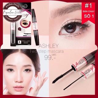 Mascara 2 đầu siêu mảnh Ashley Thái Lan thumbnail