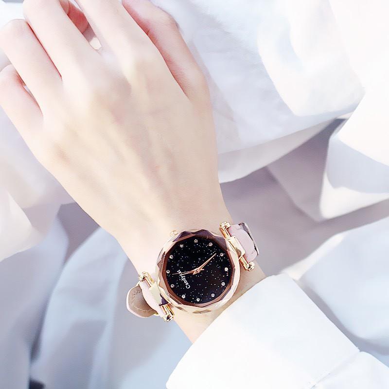 Đồng hồ nam nữ Candycat thời trang thông minh DH21