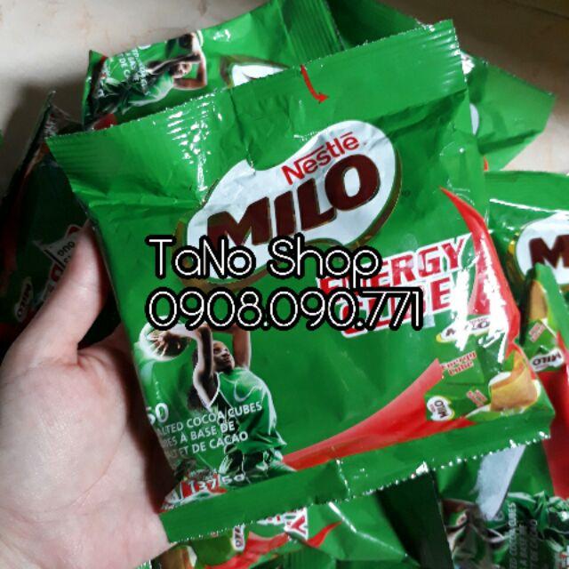 Kẹo Milo Cube 50v gói nguyên nhập Thái - 2627621 , 379657259 , 322_379657259 , 150000 , Keo-Milo-Cube-50v-goi-nguyen-nhap-Thai-322_379657259 , shopee.vn , Kẹo Milo Cube 50v gói nguyên nhập Thái