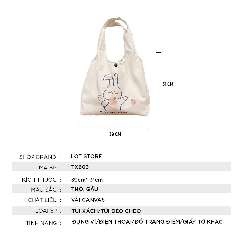 Túi xách nữ đeo chéo đẹp cao cấp công sở thời trang LOT STORE TX603