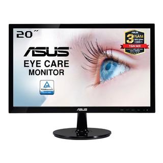 Màn hình LCD Asus VS207 19.5″ – Chính hãng BH 36 tháng