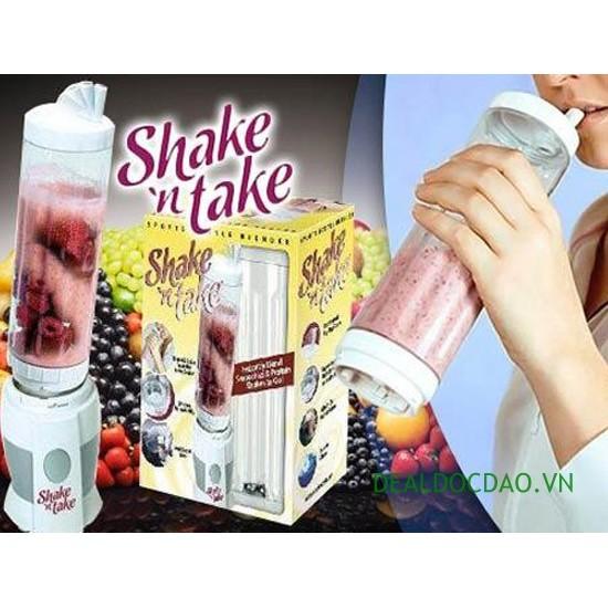 Máy xay sinh tố Mini Shake 'n Take 1 cối