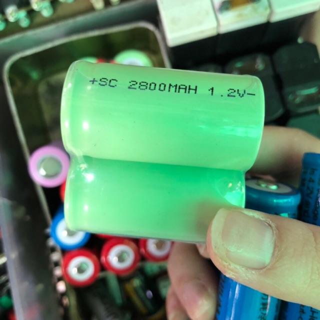 Pin sạc SC 2800MAH 1.2V