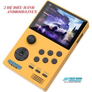 Máy Chơi Game Retroid Pocket Hệ Điều Hành Android Linux Tích hợp 3000+ Games PSP PS1 N64 Arcade... thumbnail