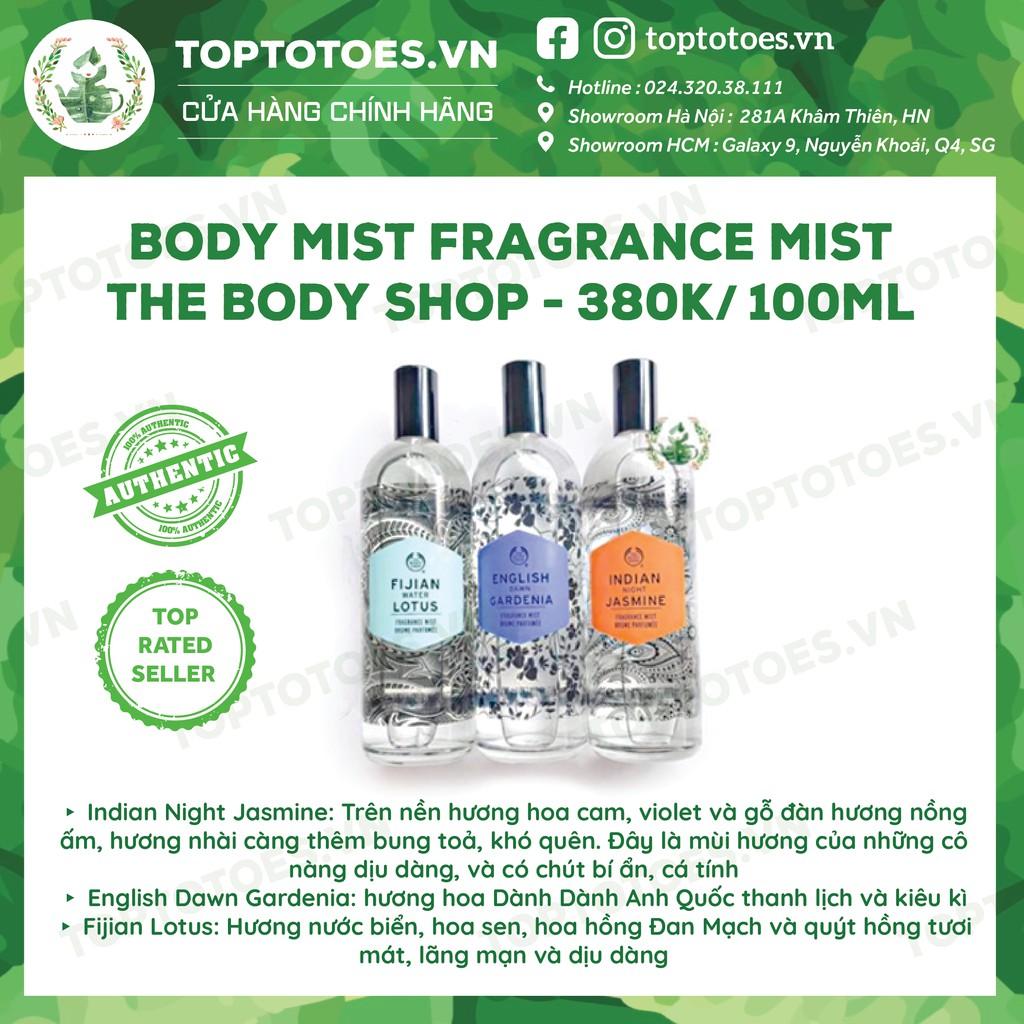 Xịt thơm cơ thể The Body Shop Body Fragrance Mist