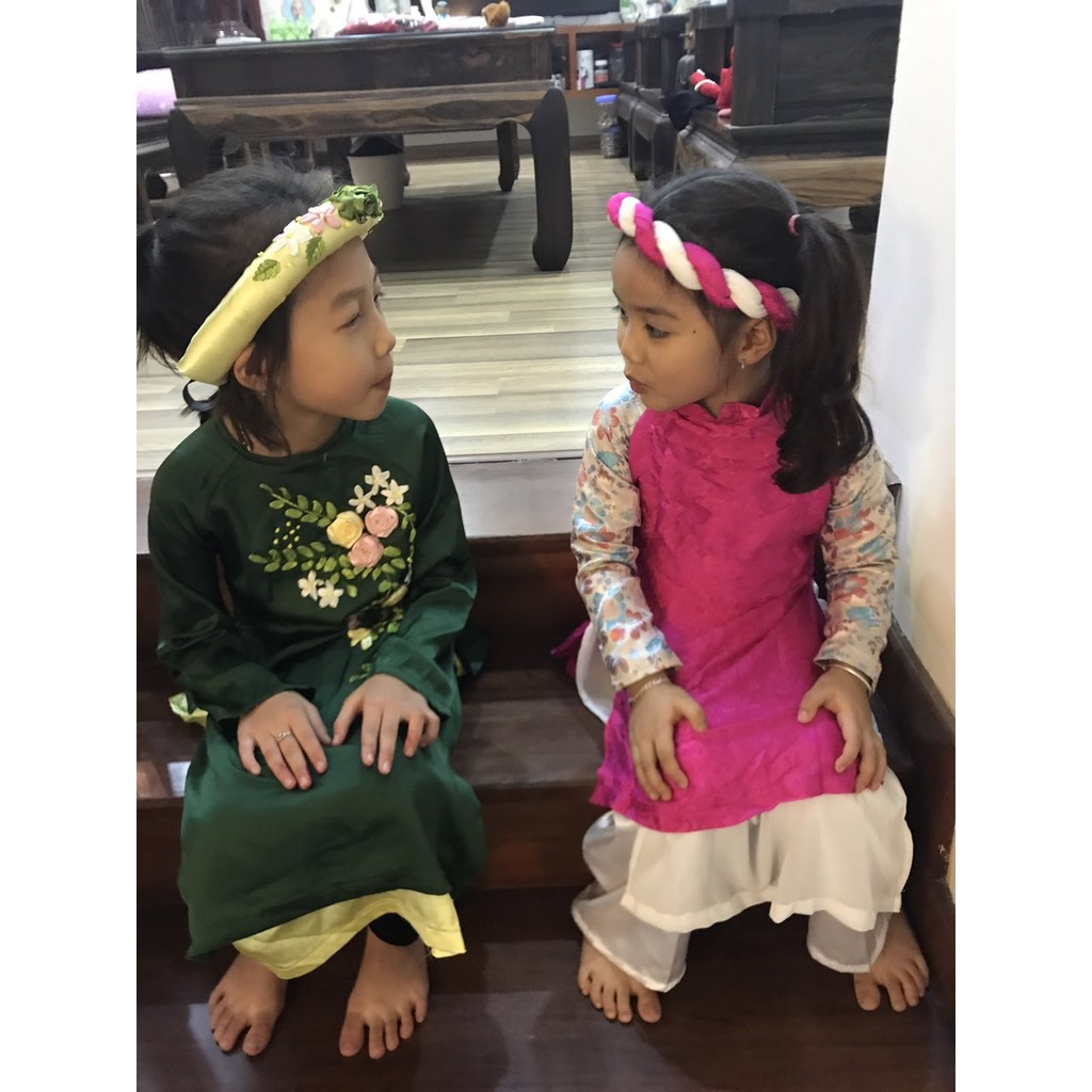 áo dài cách tân cho bé gái - 3545567 , 893395549 , 322_893395549 , 350000 , ao-dai-cach-tan-cho-be-gai-322_893395549 , shopee.vn , áo dài cách tân cho bé gái