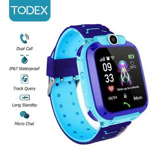 Đồng Hồ Thông Minh TODEX Q12 Android Dành Cho Trẻ Em