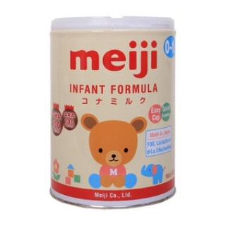 Combo 2 meiji nhập khẩu số 0 800g (date 2021)
