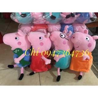 Heo Peppa pig ComBo 25cm