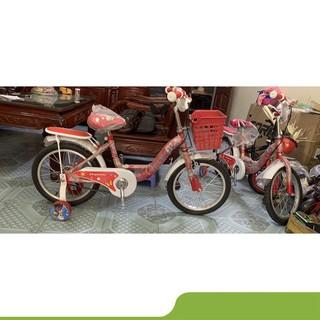 Xe đạp trẻ em Thống Nhất 16 inch HQ 16 03 bảo hành 12 tháng thumbnail