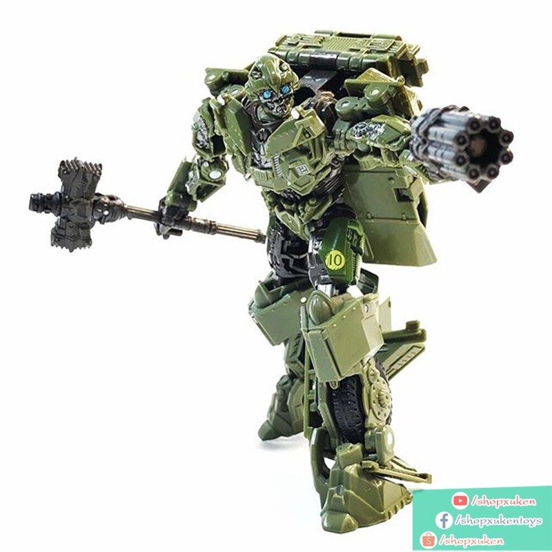Transformers Studio Series 26 (ss26) Deluxe Class The Last Knight WII Bumblebee Action Figure