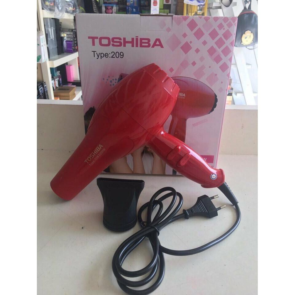 Máy Sấy Tóc Toshiba 1800W Loại Lớn (Chính Hãng)
