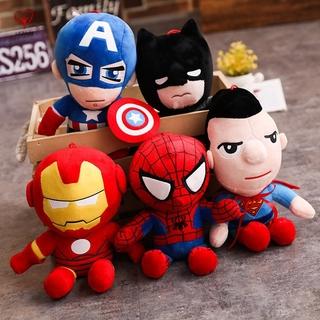 Thú Nhồi Bông Hình Nhân Vật Avengers Dễ Thương Cho Bé
