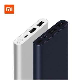 Pin sạc dự phòng Xiaomi Gen 2, 2 USB 10000mAh (2018)