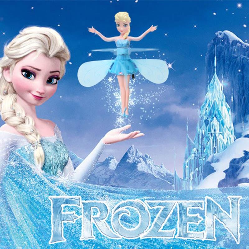 Đồ Chơi Mô Hình Nhân Vật Công Chúa Elsa