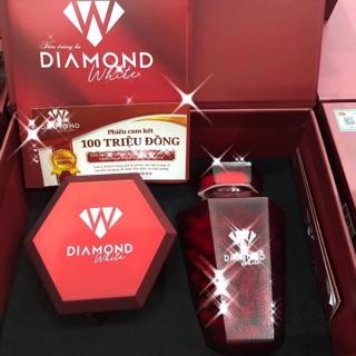 VIÊN UỐNG TRẮNG DA DIAMOND WHITE NGỌC TRINH thumbnail