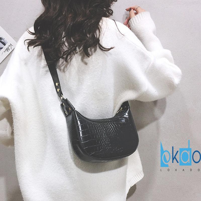 Túi xách nữ HENA đeo chéo hàng hiệu đẹp HY014