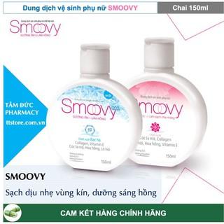 Dung dịch vệ sinh Smovy thoáng sạch làm hồng vùng kín thumbnail