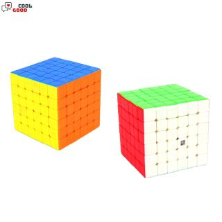 6×6 Colorful Magic Cube Creative Brain Teaser Relief Stress Puzzle Toys Xmas Gifts