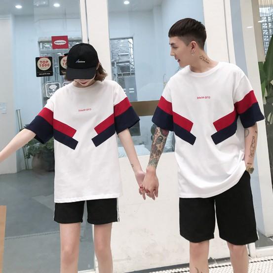 [ORDER] Set áo phông và quần ngắn unisex - T6.43