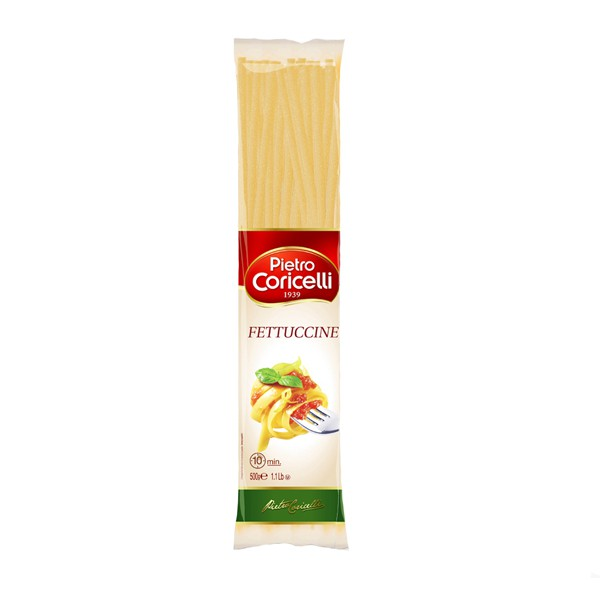 (Official Store) - Mỳ Pietro Coricelli Fettuccine 500g - (Date 2021)