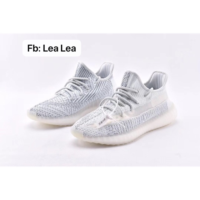 Giày Adidas Yeezy Boost 350 V2 Static Non Reflective - Phản Quang Dây