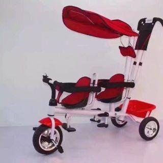 sẵn hàng xe đẩy đôi cho bé