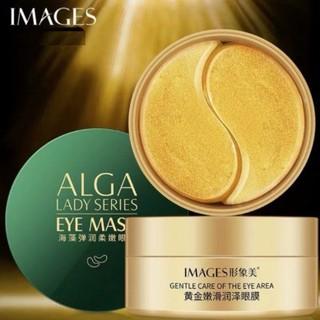 Một Hộp 60 miếng Mặt Nạ Mắt Images ALGA / GOLD Lady Series