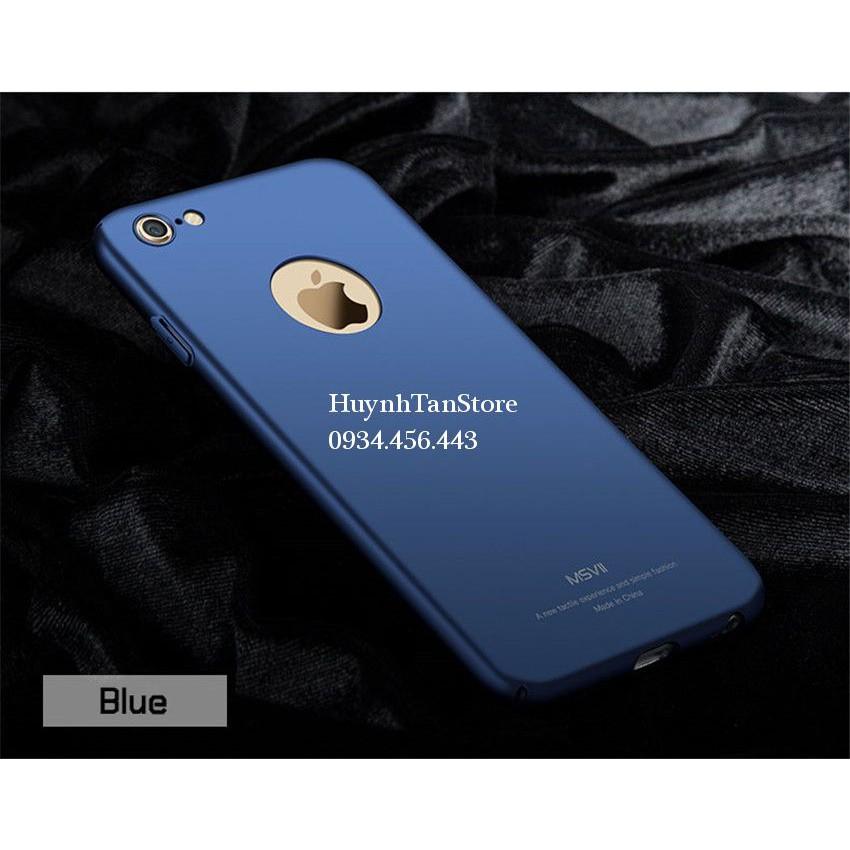 Ốp lưng hãng msvii Iphone 6S Plus / 6 Plus _ Nhựa cứng full cạnh chính hãng cao cấp Msvii
