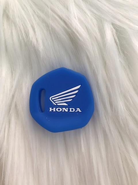 Bao Silicone bọc đầu nhựa chìa khoá Honda Vision PCX SH Air blade Vario