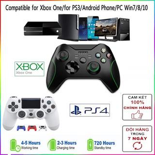 PC PS4 PS3 Tay Xbox One X Không Dây 2.4G cho Xbox PS3 PS4 Smart Phone PC Android phone Windows PC10 thumbnail