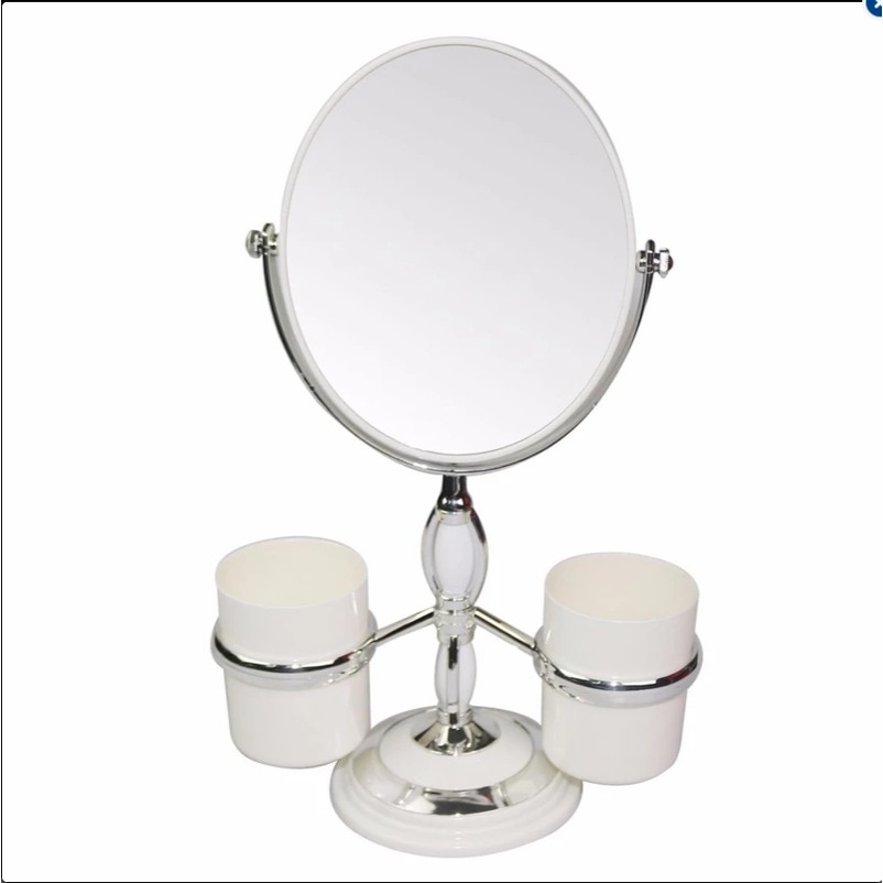 Gương trang điểm xoay 360 độ