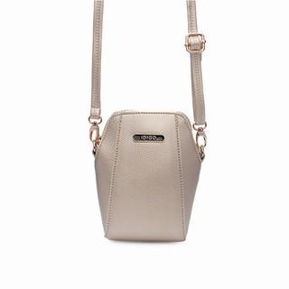 Túi đeo chéo nữ dáng sò IDIGO FB2-113-00 thumbnail