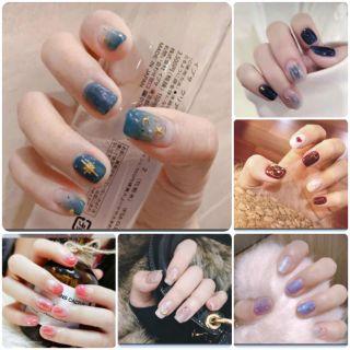 Bộ dán móng tay gồm 14 miếng bộ sưu tập Galaxy thumbnail