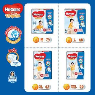 Hình ảnh Tã quần Huggies Pant Super Jumbo M74/L68/XL62/XXL56-6