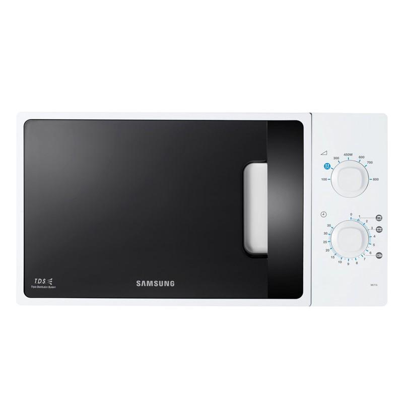 [ELHABK150 giảm tối đa 150K] Lò vi sóng Samsung ME71A/SV - 20 Lít