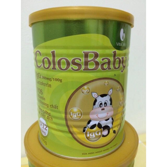 Sữa non colos baby hộp 800g ( 0 đến 12 tháng) - 3140013 , 136621275 , 322_136621275 , 270000 , Sua-non-colos-baby-hop-800g-0-den-12-thang-322_136621275 , shopee.vn , Sữa non colos baby hộp 800g ( 0 đến 12 tháng)