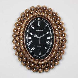 [Hàng Siêu Cấp] Đồng hồ treo tường trang trí hoàng gia D98