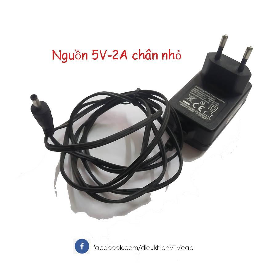 Nguồn đầu thu VTVcab Kaon 5V-2A hàng chuẩn