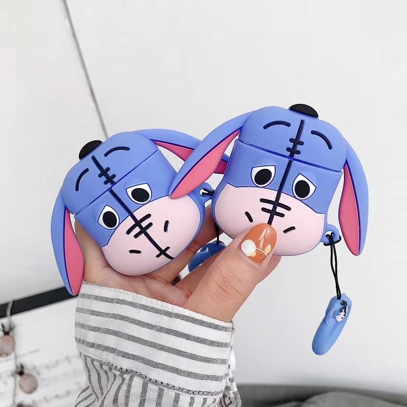 hộp đựng tai nghe bluetooth không dây hc cho apple airpods - 22721723 , 2669741152 , 322_2669741152 , 132200 , hop-dung-tai-nghe-bluetooth-khong-day-hc-cho-apple-airpods-322_2669741152 , shopee.vn , hộp đựng tai nghe bluetooth không dây hc cho apple airpods